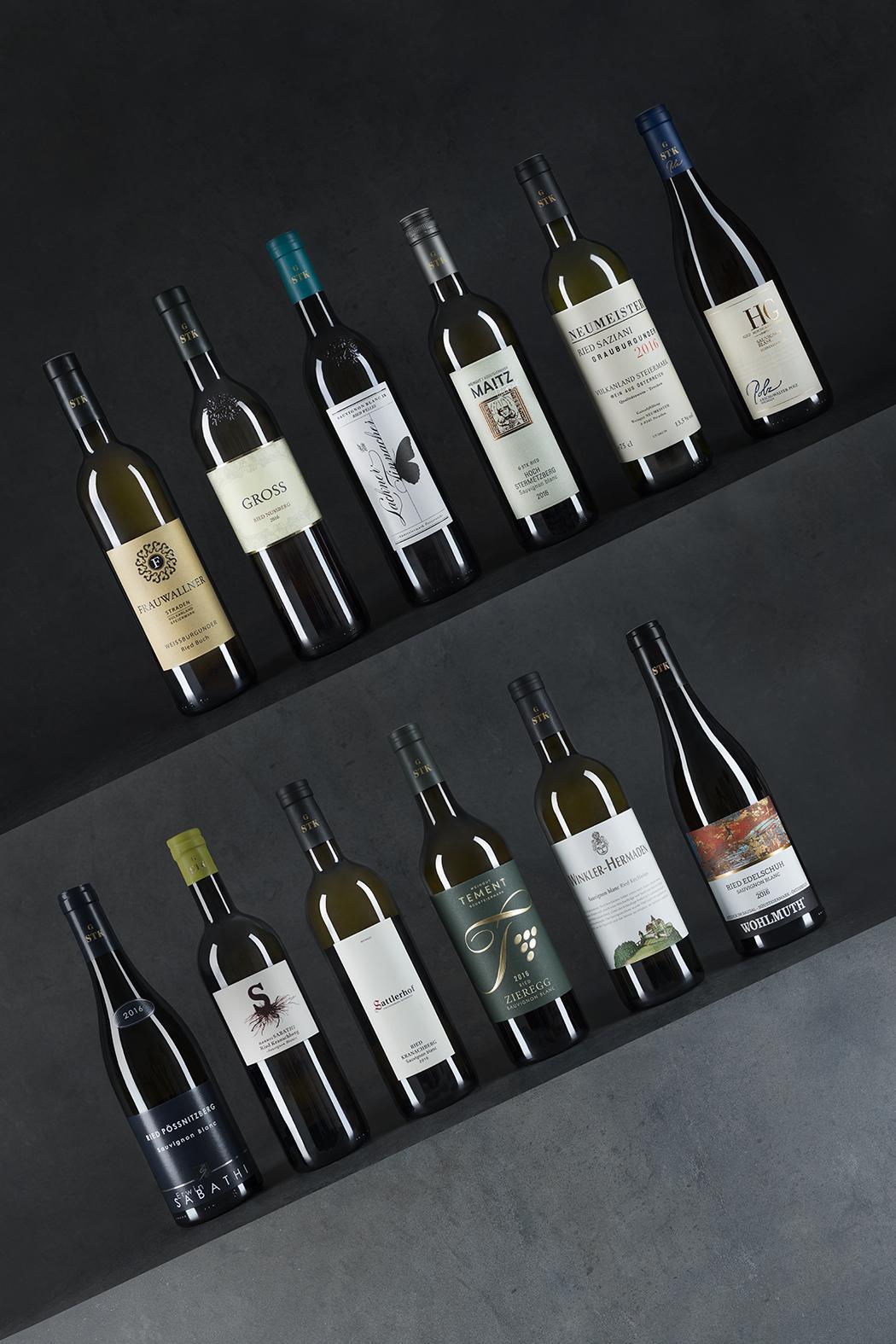 STK-wein-flaschen-gruppen-photo