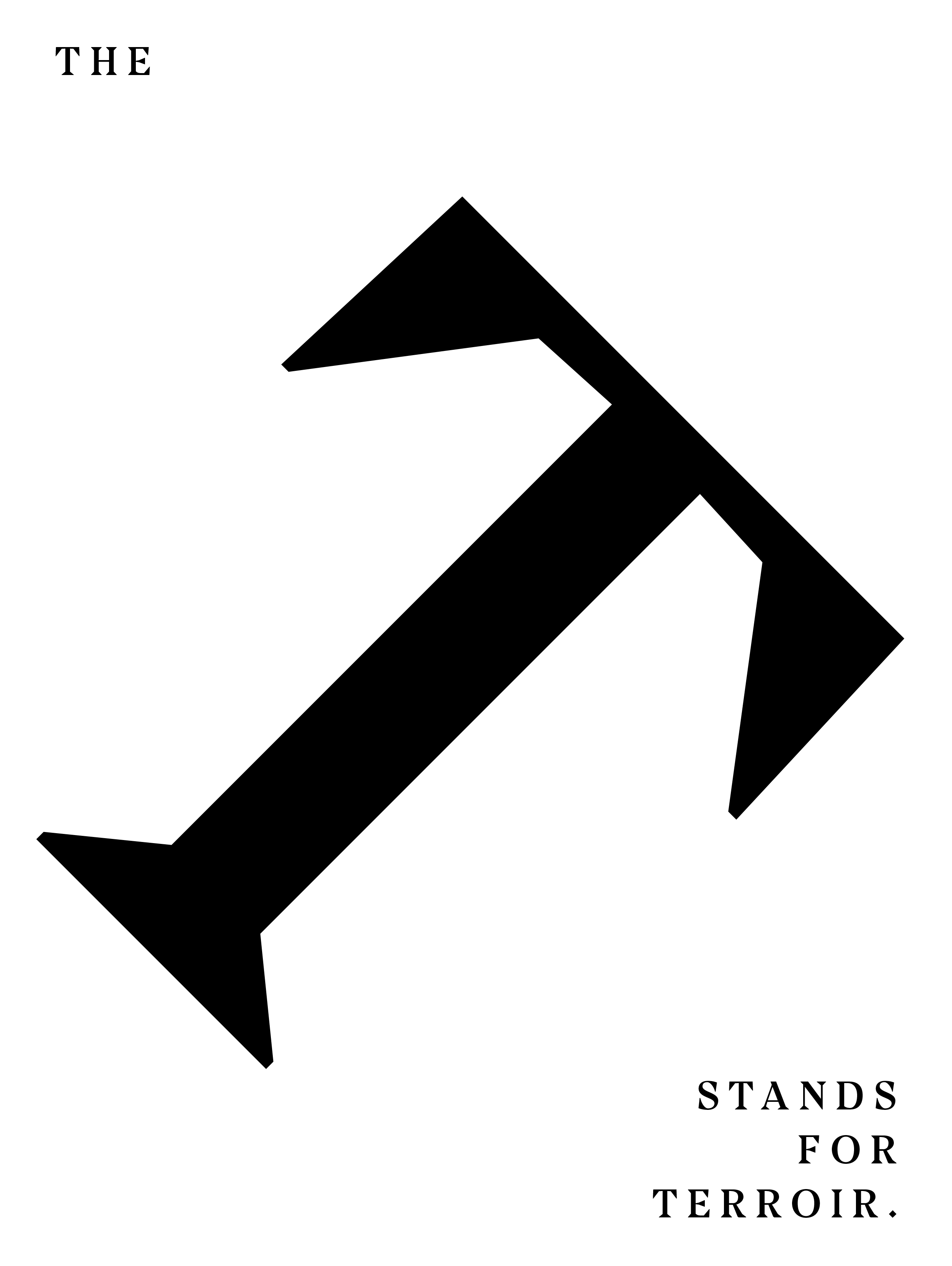 the t stands tra